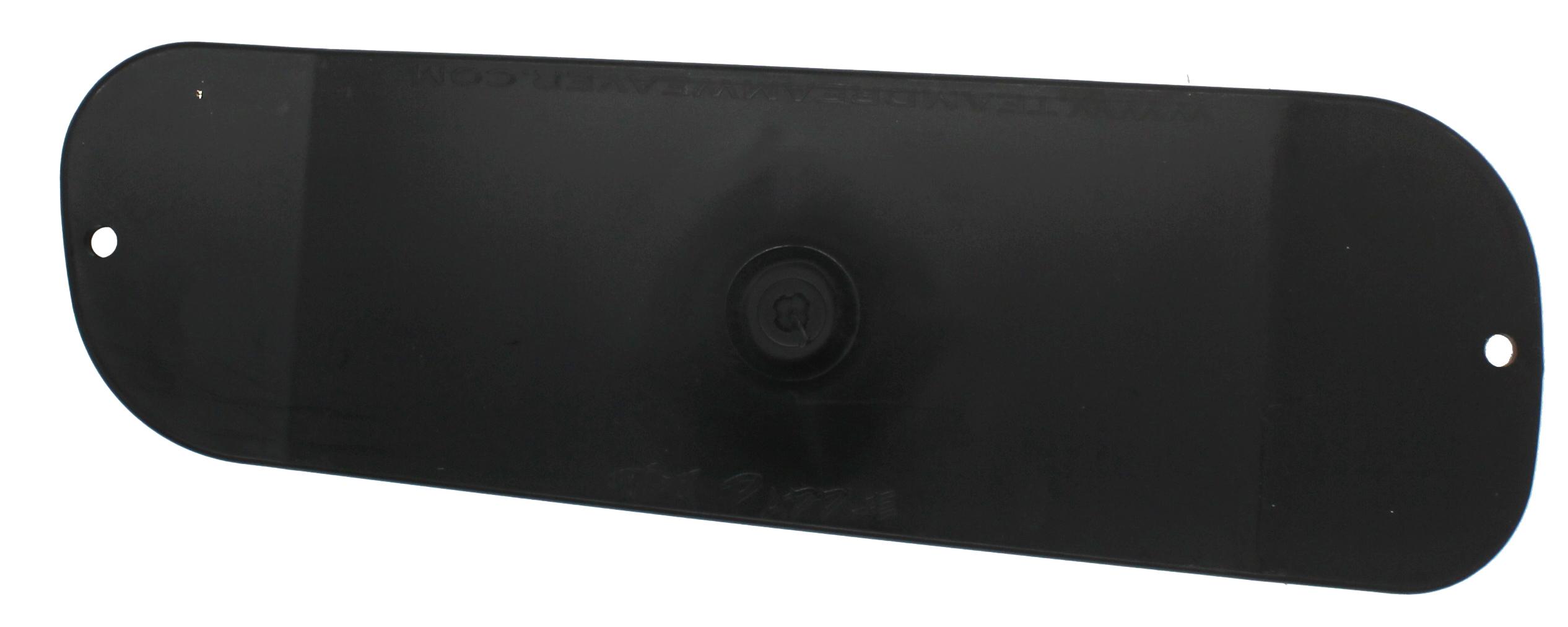 Paddle 11 – Black/Chrome