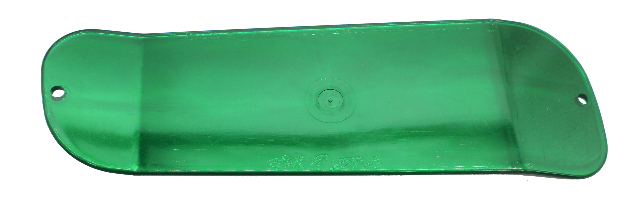 Paddle 11 – Em. Green/Chrome