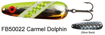 FB50022 Fuzzy Bear Caramel Dolph