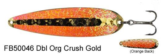 FBM50046 Fuzzy Bear Gold Double