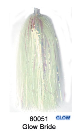 DC 60051- Glow Bride Action Fly