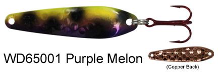 WD65001 Purple Melon