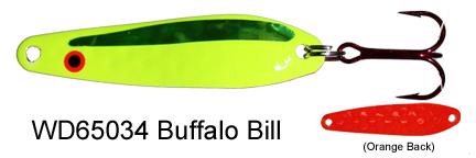 WD65034 Buffalo Bill
