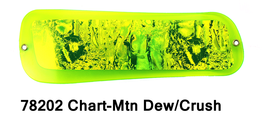 Paddle 11 – Chartreuse-MntDew