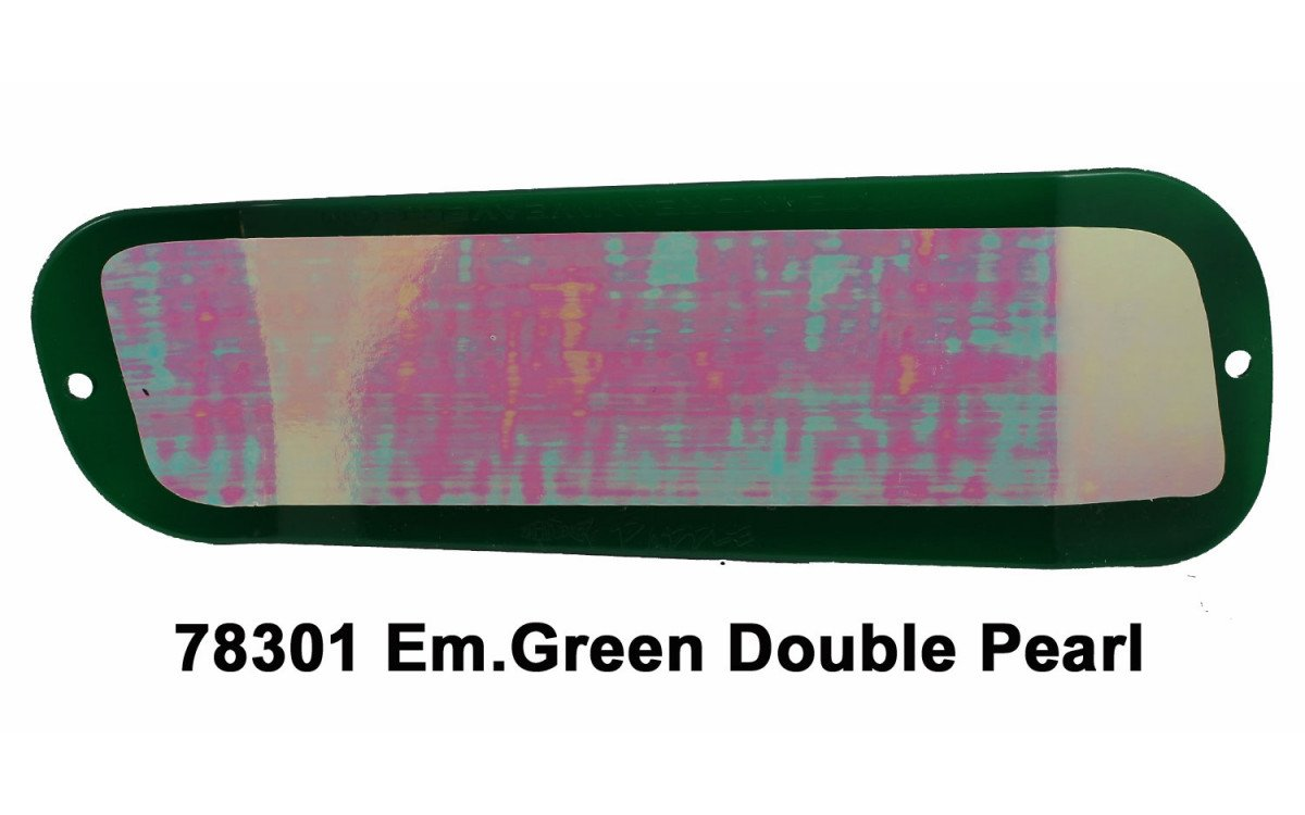 DC Paddle 11 – Emerald Grn-Pearl