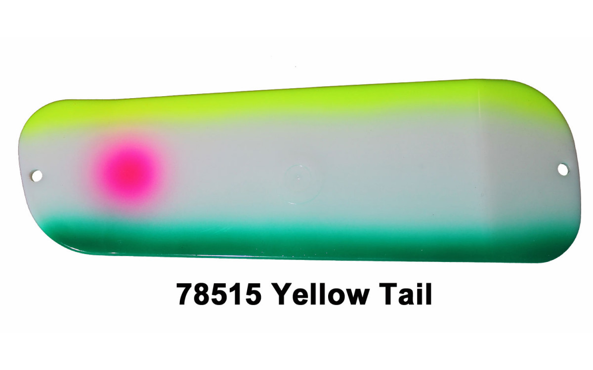 DC Paddle 11 – Yellow Tail