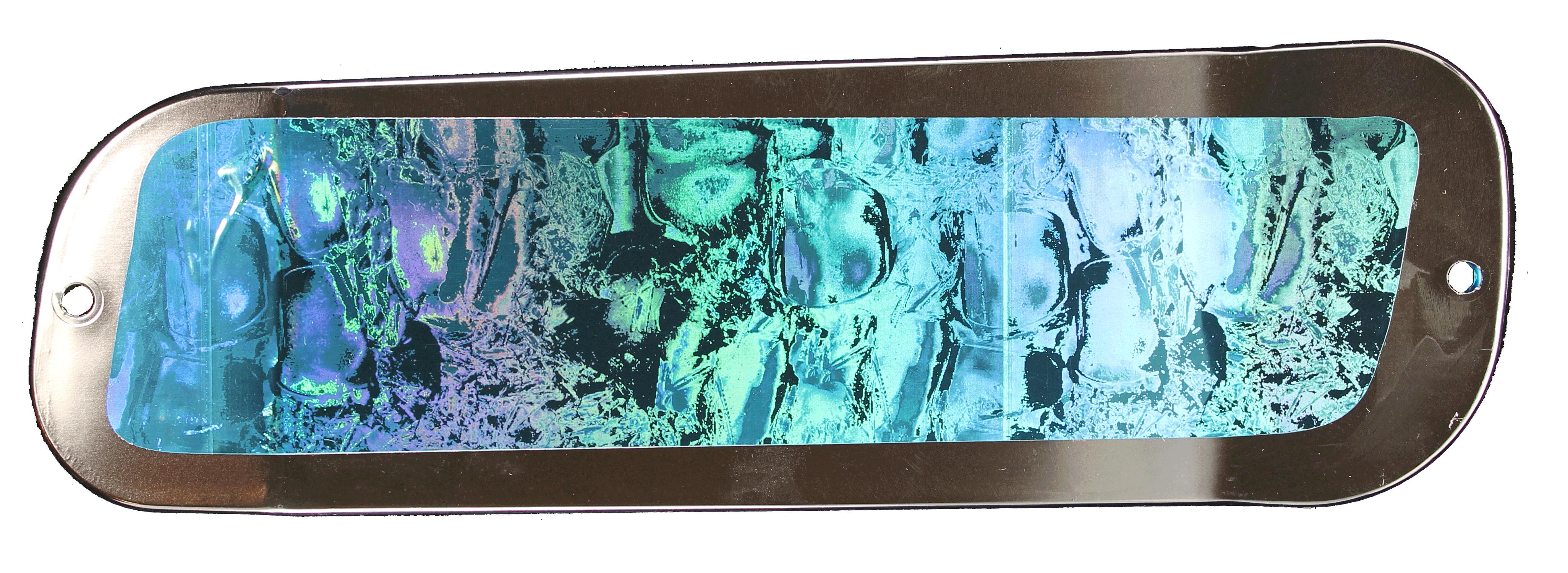 Paddle 11 – Chrome-Blue/Blue