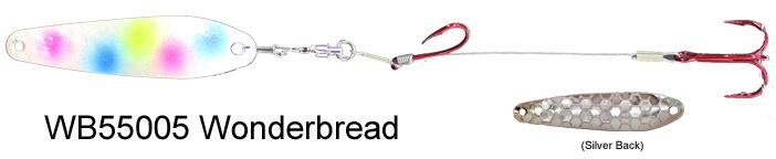 Wormburner  WB55005 Wonderbread