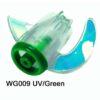 WG009 WhirlyGig UV/Green