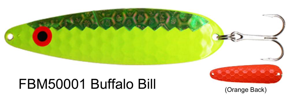 FBM50001 Buffalo Bill Mag