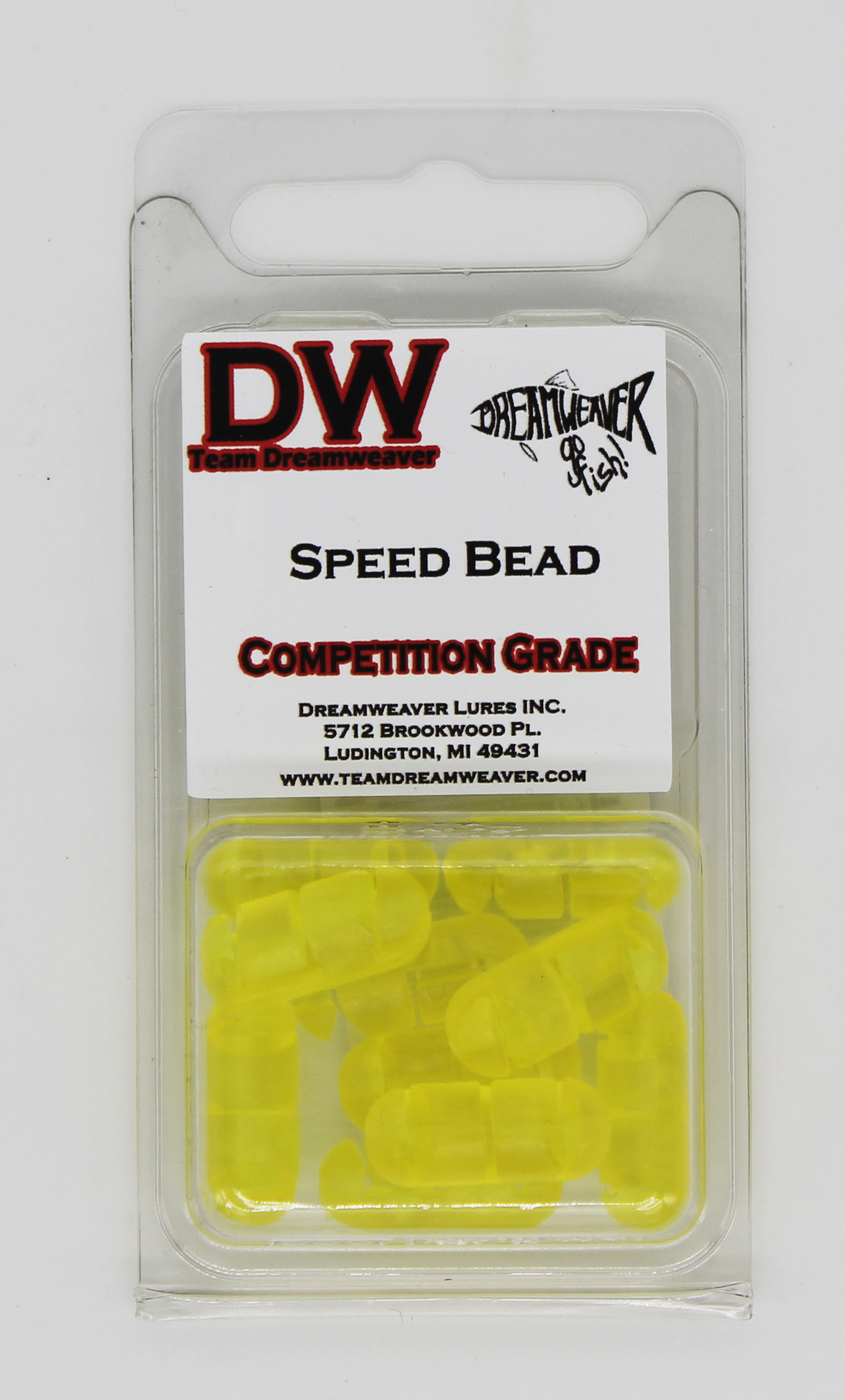 10 Pack Speed Bead Chart