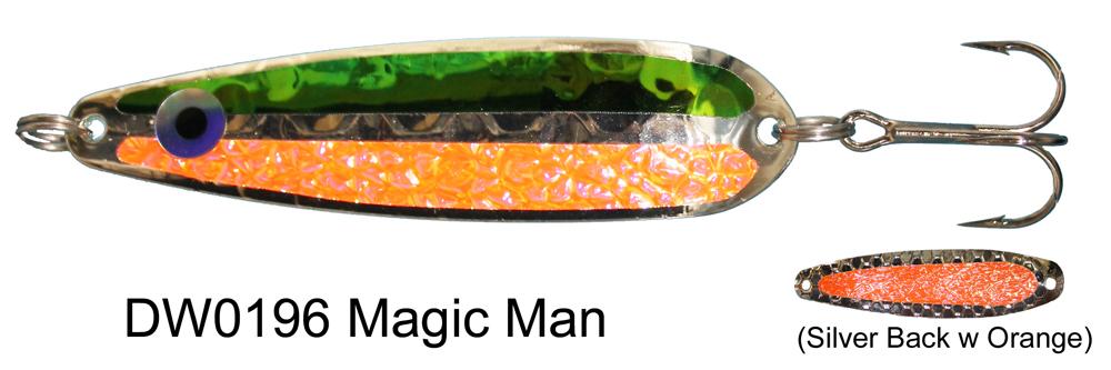 DW 0196 Magic Man