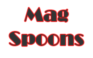 Discontinued Mag Spoons