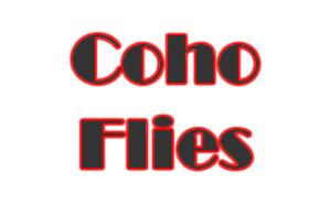 Coho Flies