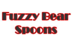 Discontinued Fuzzy Bear Spoons