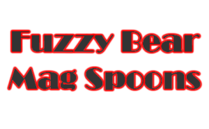 Discontinued Fuzzy Bear Magnum Spoons