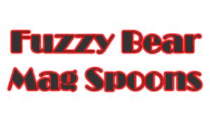 Fuzzy Bear Magnum