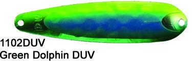 DW 1102 Green Dolphin Dbl UV
