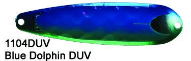 DW 1104 Blue Dolphin Dbl UV