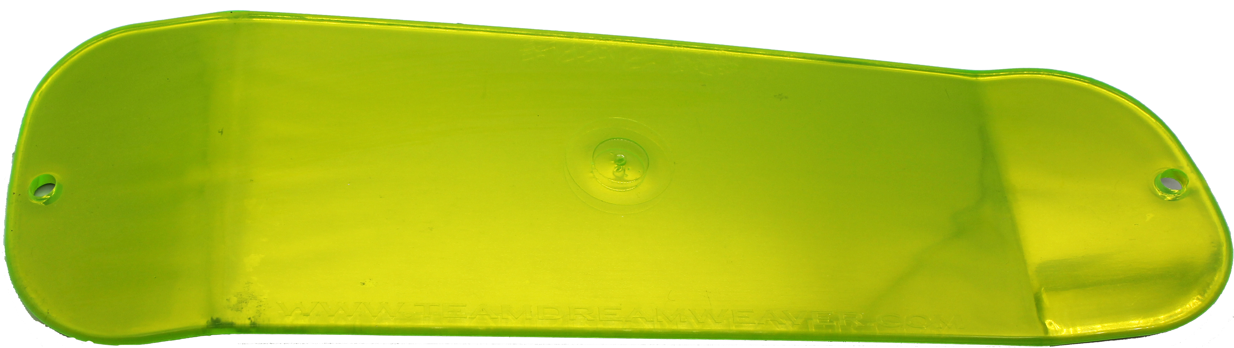 Paddle 11 – Chartreuse/Chrome