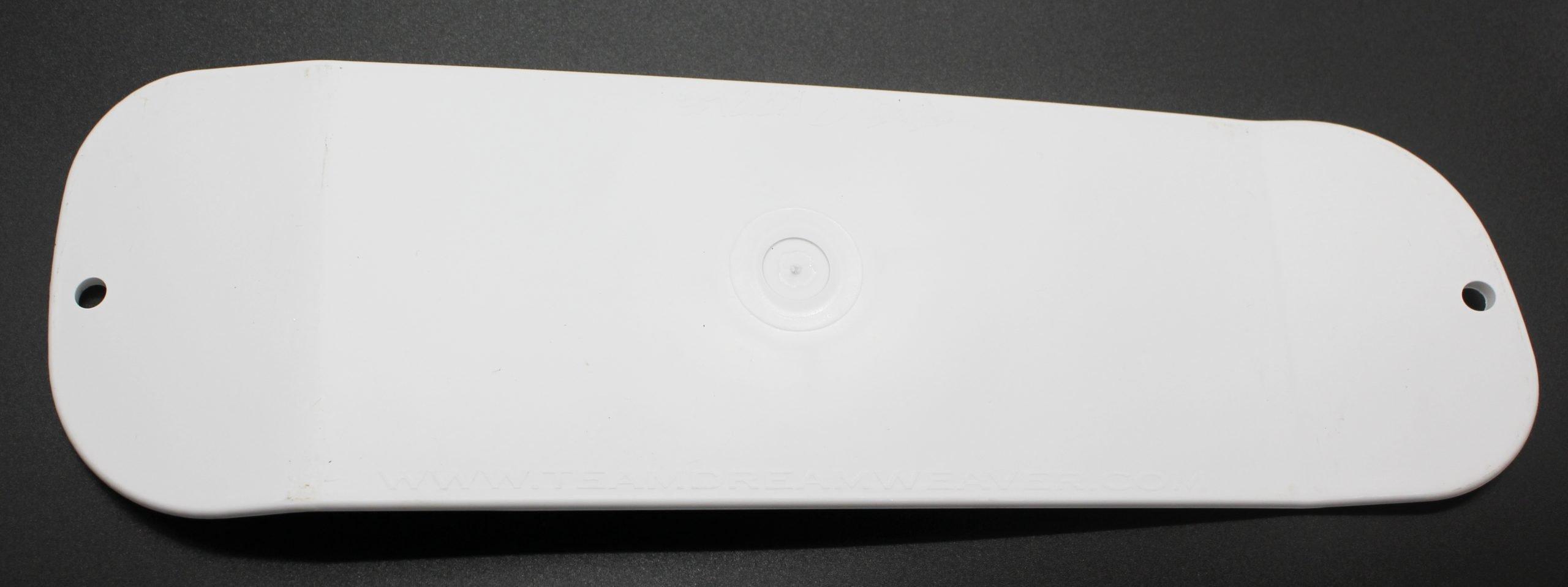 Paddle 11 – White/Chrome