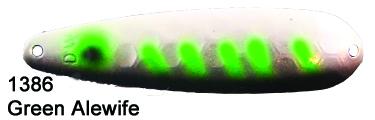 DW MAG M1386 Green Alewife