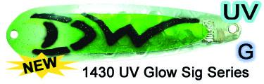 DC19 DW1430 UV Glow Signature