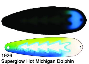 DW MAG M1926 Hot Michigan Dolphi