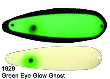 DW MAG M1929 Green Eye Glow Ghos