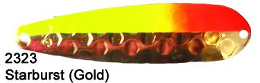 DW MAG M2323 Starburst (Gold)