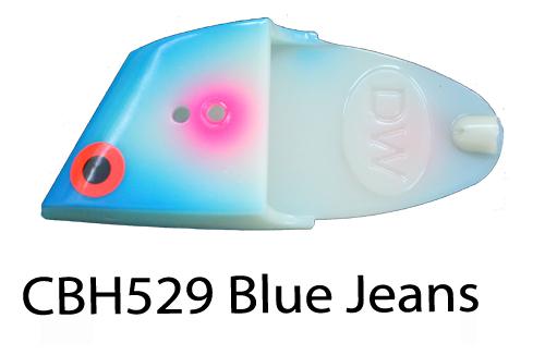 CBH529 Cutbait Head Blue Jeans