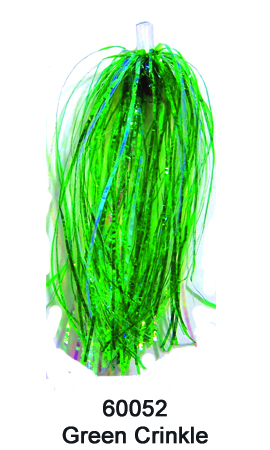 60052- Green Crinkle Action Fly