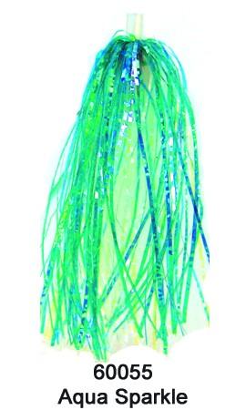 60055- 60055  Aqua Sparkle Action Fly