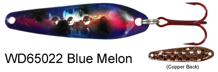 WD65022 Blue Melon