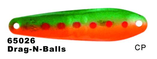 Wormburner  WB55026 Drag N Balls