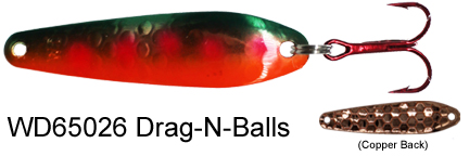 WD65026 Drag-N-Balls