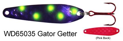 WD65035 Gator Gettor