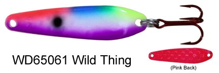 WD65061 Wild Thing (Pink Back