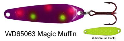 WD65063 Magic Muffin