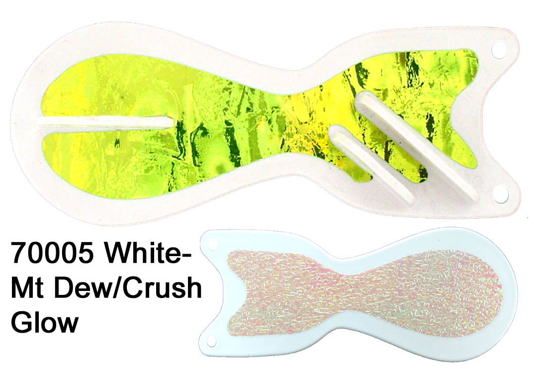 SD70005-6 White – Mnt Dew/Crush