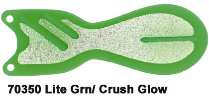 Spindoctor 8 Inch Lite Grn-Crush