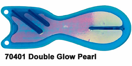Spindoctor 8 Inch Blue- Glow Pea