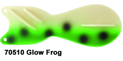 Spindoctor 8 Inch Glow Frog