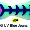 SD70531-8 Spindoctor 8 Inch S.G. UV Blue Jeans