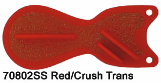 SD70802-6 Red – Crush Pearl Tran