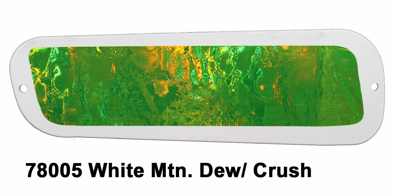 Paddle 11 – Wht-Mnt Dew/Glow Cru
