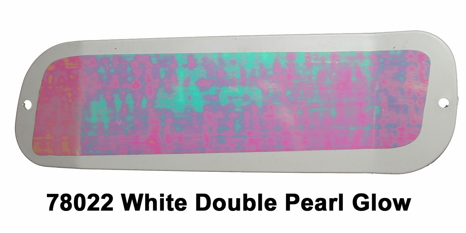 Paddle 11 – White-Double Pearl G