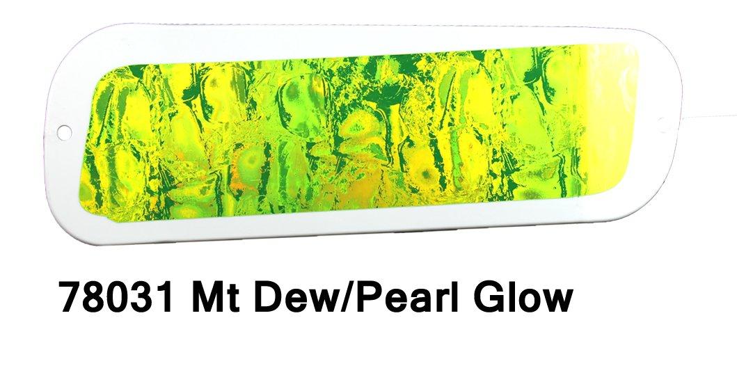 DC Paddle 11 – White-Mnt Dew/Prl