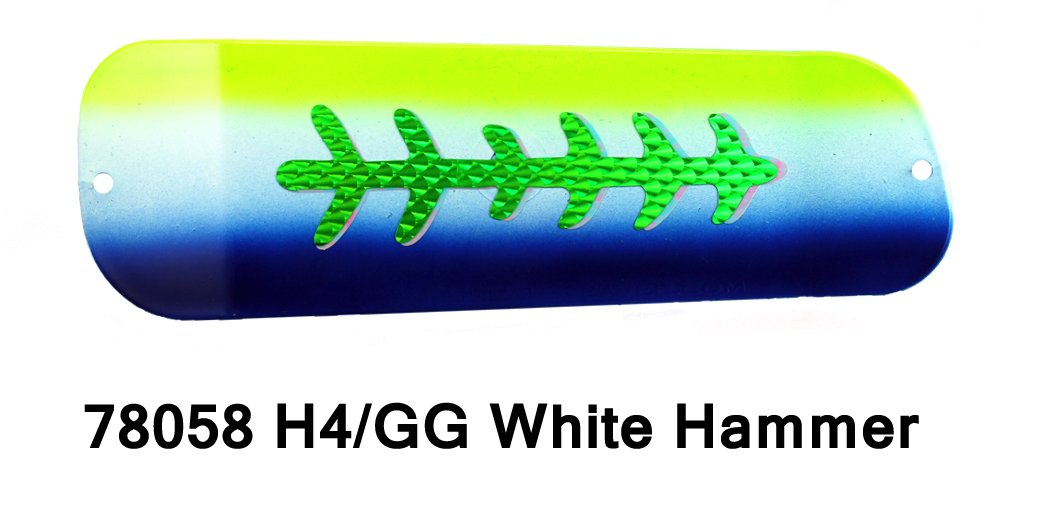 DC Paddle 11 – White Hammer
