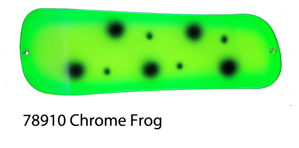 Paddle 11 – Chrome Frog